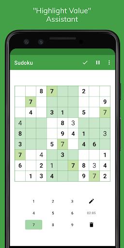 Sudoku - Free & Offline 2.4.0 Screenshots 5