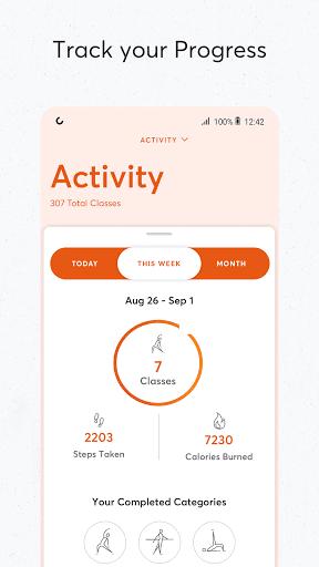 Mindbody: Home Workout & Fitness App apktram screenshots 6