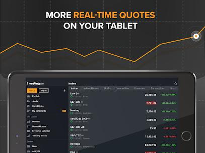 Investing.com Mod Apk: Stocks, Finance, (AdFree/Paid Unlocked) 10