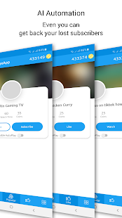 ExchangeApp - sub4sub, like & views for channel
