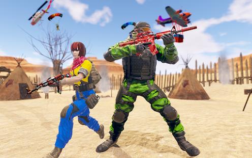 Counter Attack Gun Strike: FPS Shooting Games 2021 1.8 Screenshots 5