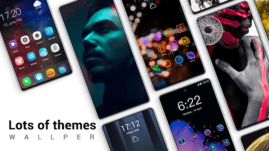 A Launcher 2021 – Launcher for Galaxy A style 1