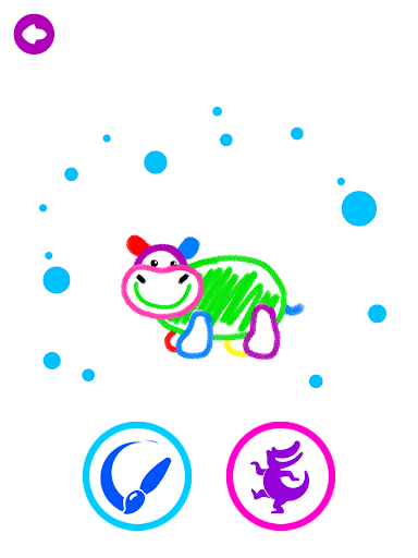 Toddler coloring apps for kids! Drawing games! screenshots 24