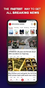 UK Breaking News & For Pc | How To Install (Download On Windows 7, 8, 10, Mac) 1
