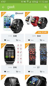 Geek – Smarter Shopping 1