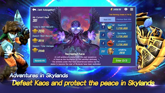 Skylanders Ring of Heroes APK MOD HACK (Dinero) 4