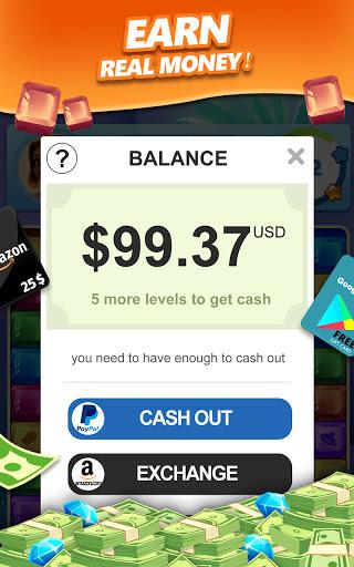 Lucky Diamond u2013 Jewel Blast Puzzle Game to Big Win 1.1.30 Screenshots 13