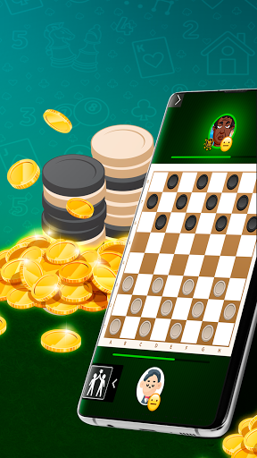 Checkers Online: Classic board game 106.1.20 screenshots 1