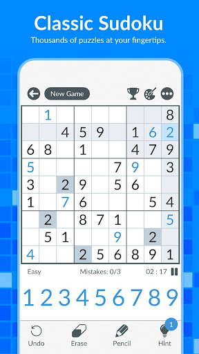 Sudoku 2.6.1 screenshots 1