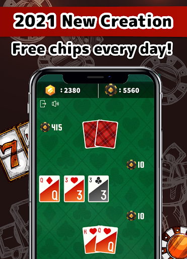 Free Poker - Texas Holdem Card Games 1.663 screenshots 2