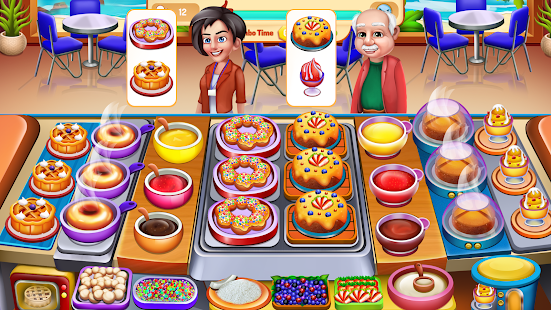 Chefu2019s Kitchen: Restaurant Cooking Games 2021 screenshots 13
