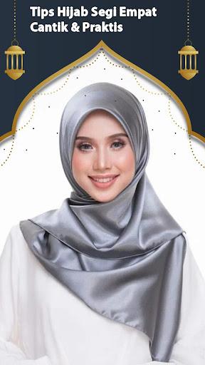 Download Tutorial Cara Hijab Segi Empat Free For Android Tutorial Cara Hijab Segi Empat Apk Download Steprimo Com