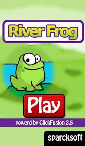 river frog screenshot 2