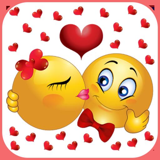 Autocolant de dragoste