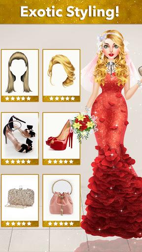 Fashion Wedding Dress Up Designer: Games For Girls 0.14 screenshots 3
