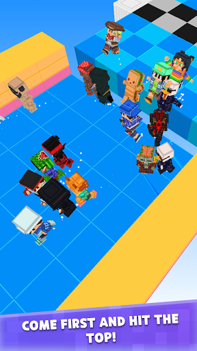 Blockman Party: 1-2 Players  screenshots 10
