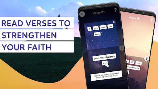Bible Word Puzzle Games: Verse Search & Cross Word screenshots 6