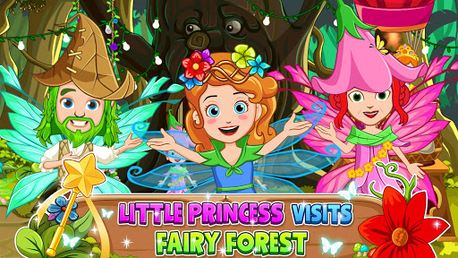 My Little Princess Fairy - Girls Game  screenshots 1