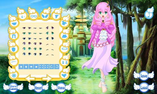 Dress Up Angel Avatar Anime Games goodtube screenshots 6