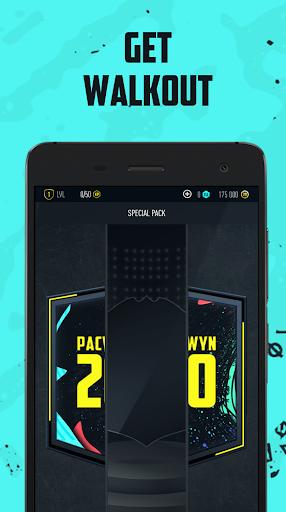 Pacwyn 20 - Football Draft and Pack Opener 2.0.0 Screenshots 4