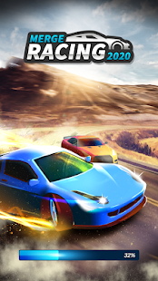 Merge Racing 2020 2.0.0 APK + Mod (Unlimited money) for Android