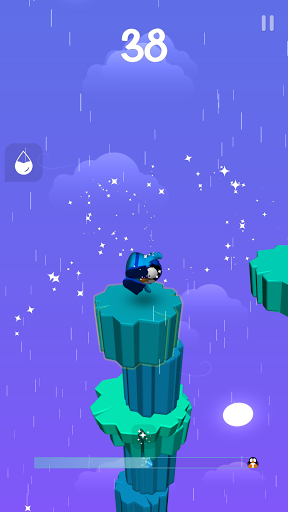 Floes: Tap and Bounce  screenshots 3