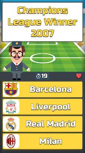 Football & Quiz: Soccer Quiz. Trivia Sport