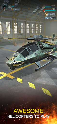 Gunship War: Helicopter Strike 1.01.32 screenshots 8