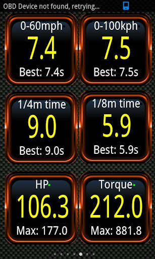 Torque Pro (OBD 2 & Car)  screenshots 5