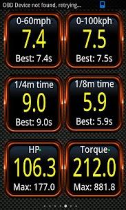 Torque Pro (OBD 2 & Car) 1.10.114 5