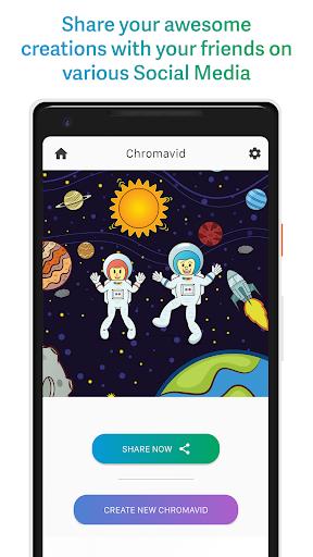 Chromavid - Chromakey green screen vfx application 2.5 Screenshots 5