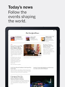 The New York Times Mod Apk (Subscribed/Paid Unlocked) 8