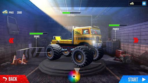 Offroad  Monster Truck Free Hill Drive 1.13 screenshots 1