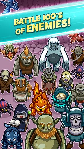 Merge Kingdoms - Tower Defense apkpoly screenshots 4