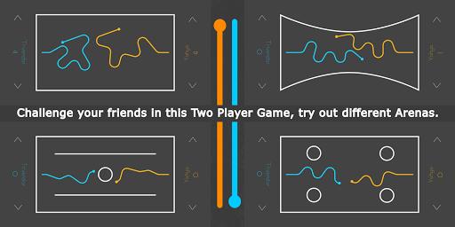 Double Line : 2 Player Games  screenshots 4