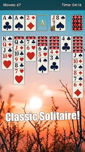 Solitaire - Classic Solitaire Card Games apkpoly screenshots 7