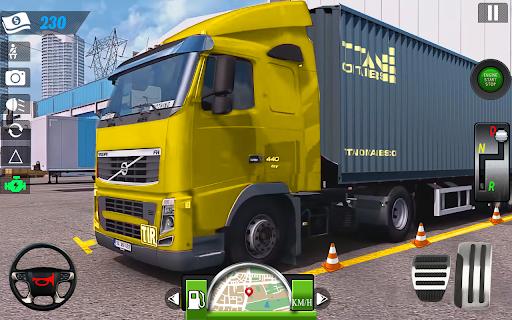 Truck Parking 2020: Free Truck Games 2020  Screenshots 8