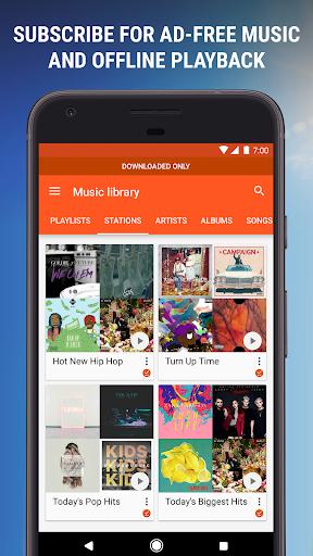 Google Play Music 8.28.8916-1.V Screenshots 7