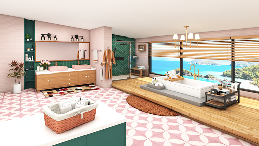 Home Design : Paradise Life modiapk screenshots 1