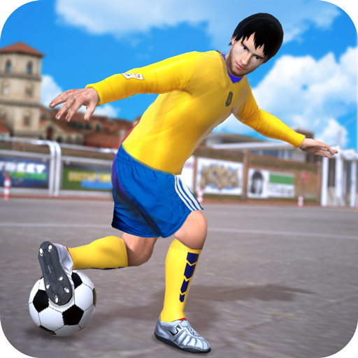 Street Soccer League 3D: Play Live Football Games APK