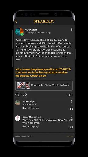 The Speakeasy App hack tool