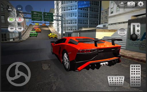 Car Parking eLegend: Parking Car Games for Kids  screenshots 9