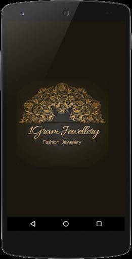 1Gram Jewellery Screenshot 1