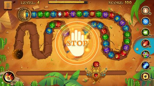 Jungle Marble Blast  screenshots 9