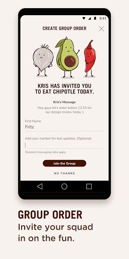 Chipotle 8.7.5 Screenshots 7