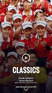 Tennis TV – Live ATP Streaming Apk İndir 3