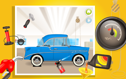 Mechanic Max - Kids Game apkslow screenshots 9