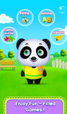 リトルパンダワールド:パンダデイケアゲームのおすすめ画像2
