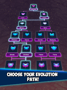 Crab War : Idle Swarm Evolution Screenshot