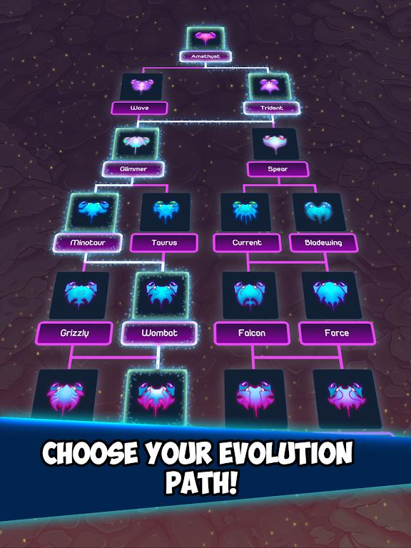Crab War : Idle Swarm Evolution  poster 13